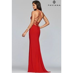 Faviana Dresses - Dress
